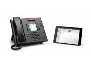 Verge 9312 IP Phone with Reach iPad Mini Option