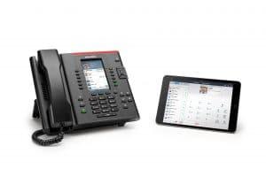 Verge 9312 IP Phone with Reach iPad Mini Option